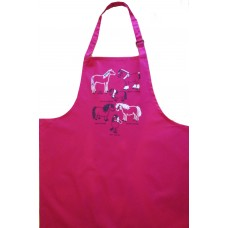 All Kinds of Horses apron