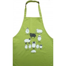 All Kinds of sheep children's apron