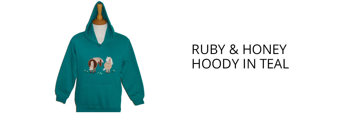 Ruby and Honey Hoodie