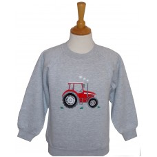 Big Red Tractor Sweatshirt