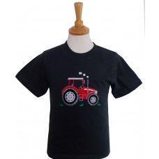 Big Red Tractor T-shirt
