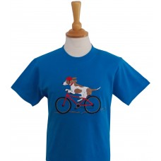 Biking Beagle T-shirt