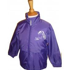 Blossom fleece lined jacket