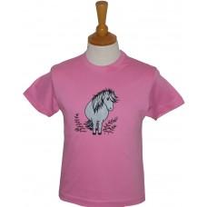 Bracken Children's T-shirt PINK