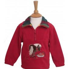 Carrot Pony Fleece Jacket