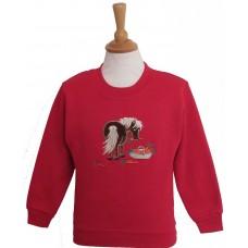 Carrot Pony Children's Sweatshirt