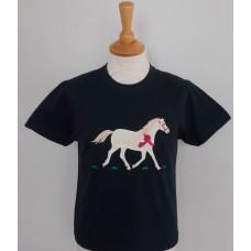 Champion Pony  Navy Tee shirt