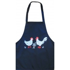 Chickens children's apron
