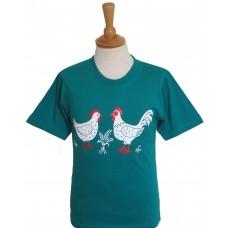 Chickens Children's T-shirts