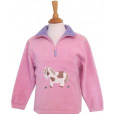 Cookie Pony Fleece Jacket