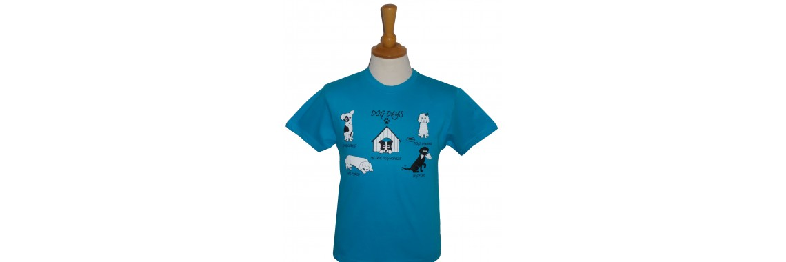 Dog Days T-shirt