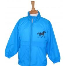 Dark Horse adults rain jacket