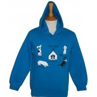 Dog Days children's hoodie