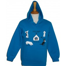 Dog Days children's hoodie