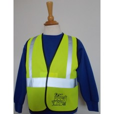 Dog Mad adults Hi Viz Vest
