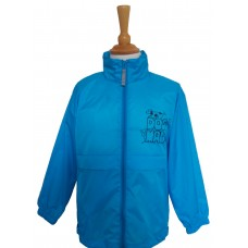 Dog Mad children's rain jacket