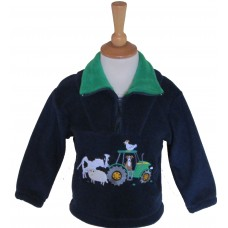 Farmyard Fleece Jacket