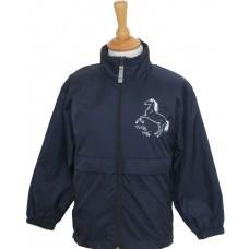 Feisty Filly adult rain jacket