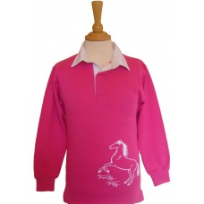 Feisty Filly Rugby Shirt