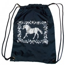 Fillygree Gym Sack navy