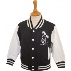 Flash children's Baseball Jacket