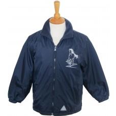 Flash Fleece Lined Jacket navy
