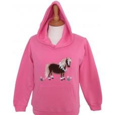 Flora Pony Hoodie