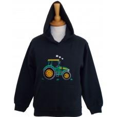 Big Green Tractor Hoodie