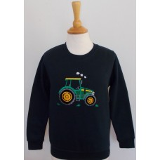 Big Green Tractor Sweatshirt