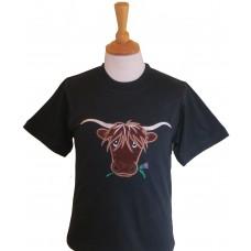 Hamish Cow T-shirt