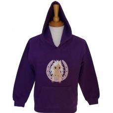 Horseshoe Pony Hoodie