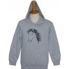 Jet adult's hoodie