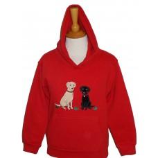 Labradors children's  Hoodie