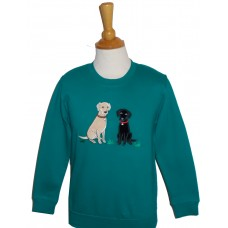 Labradors children's  Sweatshirt