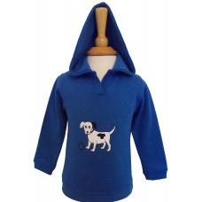 Little Dog babies hoodie