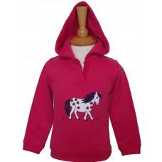 Little Flower Pony Babies hoodie