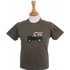 Offroader and Dogs T-shirt