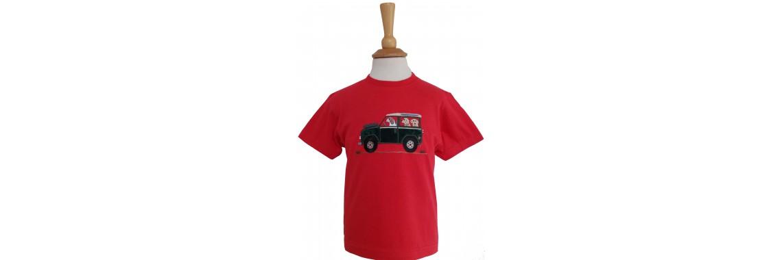 Offroader & Dogs Tee shirt