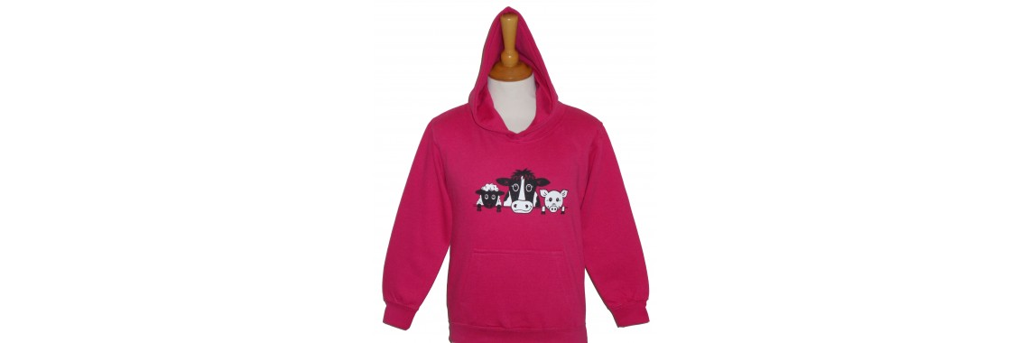 On The Farm Hoodie