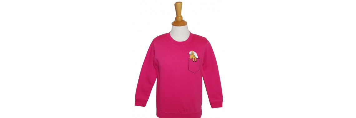 Pocket Pony Sweatshirt