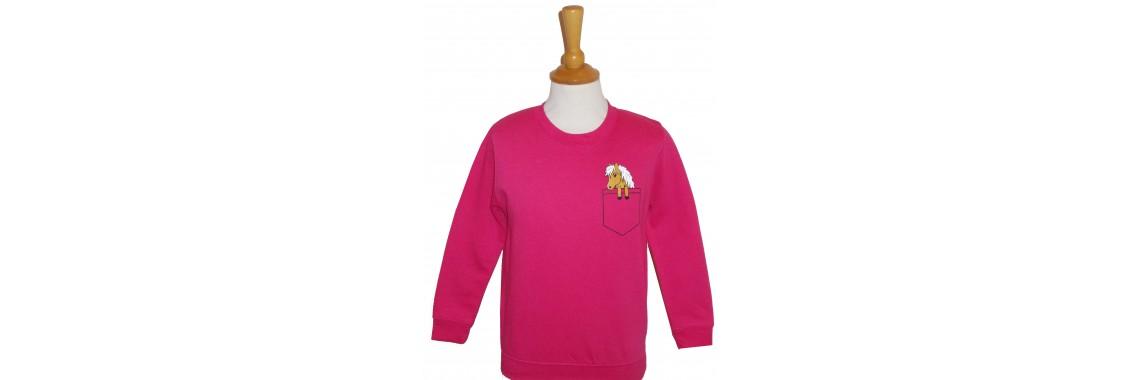 Pocket Pony Sweatshirt