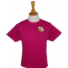 Pocket Pony ladies fitted T- shirt