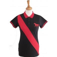 Pony Children's Stripe Polo Shirt