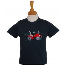 Quad Bike and Collie T-shirt