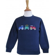 Three Tractors Sweatshirt