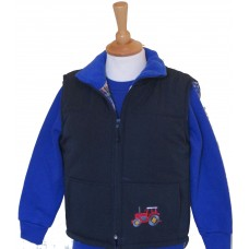 Tractors Padded Gilet