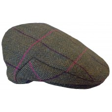 Girls Tweed Cap