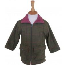 Girls Tweed Jacket