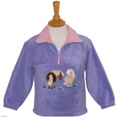 Ruby and Honey Fleece Jacket